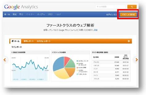 2014 08 21 145602 Googleアナリティクスの申込方法と設置、使い方まとめ